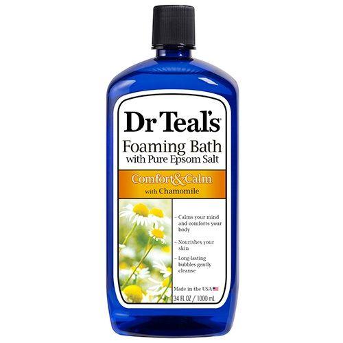Dr Teal's® Comfort & Calm Foaming Bath With Pure Epsom Salt