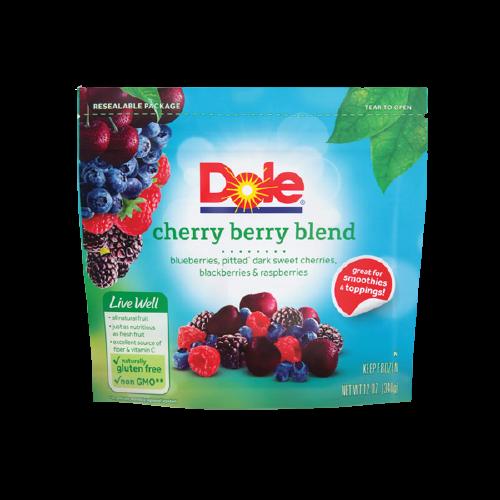 Dole Cherry Berry Blend