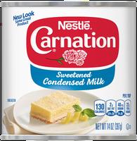 NESTLÉ® CARNATION® Sweetened Condensed Milk