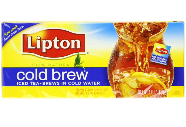 Lipton®  Cold Brew Iced Tea