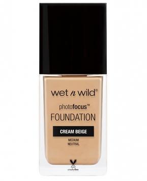 Wet n Wild Photo Focus Foundation Cream Beige