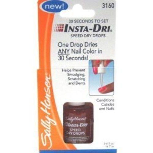Sally Hansen® Insta-Dri Speed Dry Drops Nail Polish