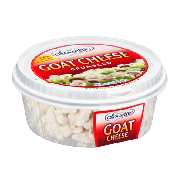 Alouette Goat Cheese Crumbled