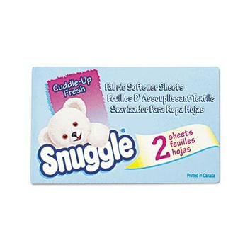 Snuggle Vending-design Fabric Softener Sheets