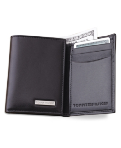 Tommy Hilfiger Wallet, Leather Trifold Wallet