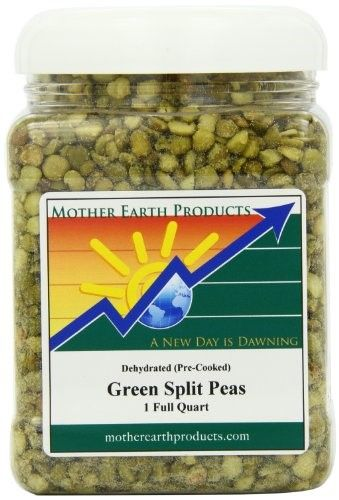 Mother Earth Products Dried Cabbage 1 Full Quart