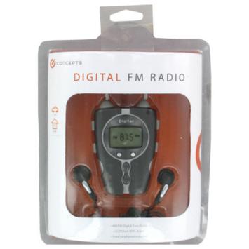 DOLLAR GENERAL Radio - Digitally Tuned