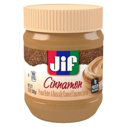 Jif® Peanut Butter & Cinnamon Spread 12 oz