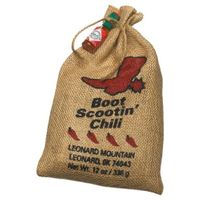 Leonard Mountain Boot Scootin' Chili (Traditional Red Chili), 12-Ounce Bags (Pack of 3)