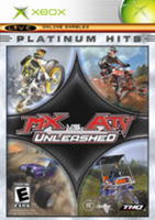 THQ MX vs ATV Unleashed