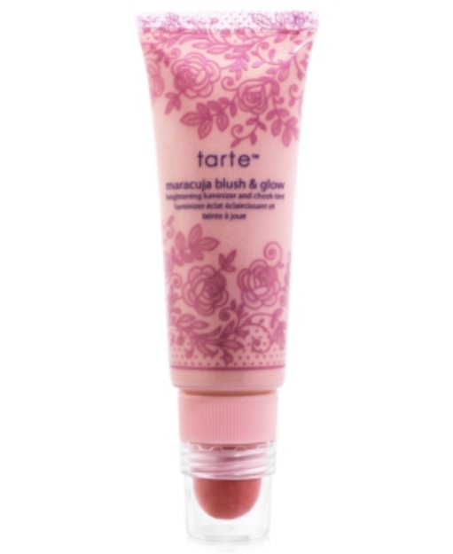tarte Maracuja Blush & Glow Brightening Luminizer and Cheek Tint