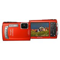 Olympus 14 MP Tough Digital Camera TG320 Red