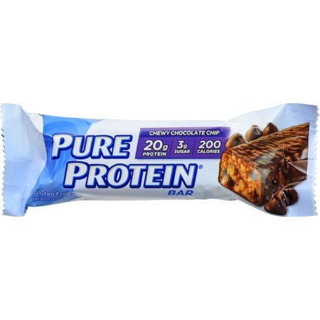 Pure Protein Chewy Chocolate Chip