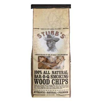 Stubb's Cowboy Charcoal Texas Roadhouse Wood Chips