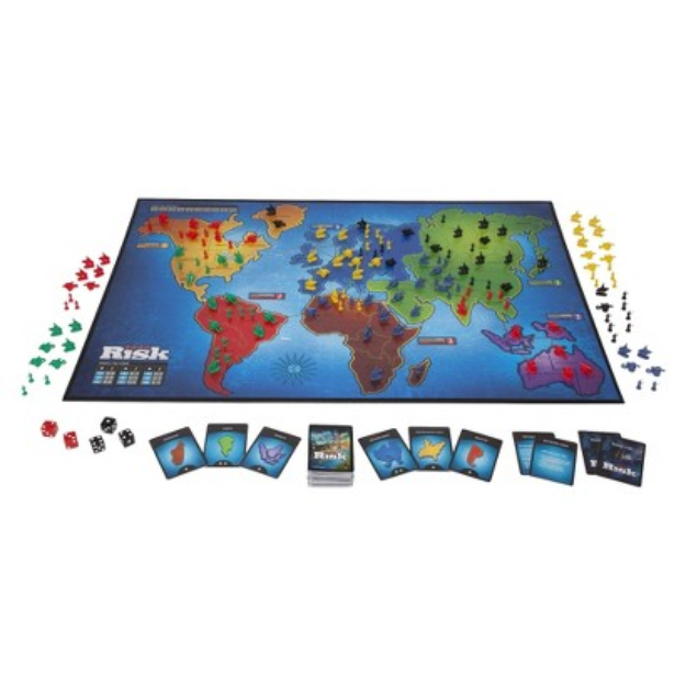 Hasbro Games Risk Game