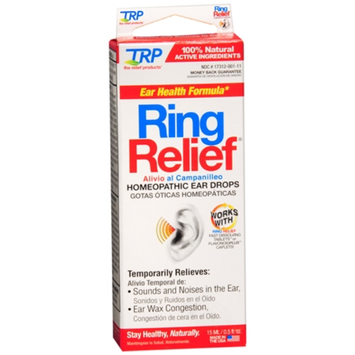 Ring Relief Ear Drops