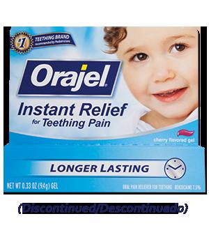 Orajel™ Medicated Teething Gel
