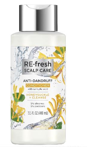 honeysuckle + cleanse anti-dandruff conditioner