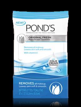 Ponds Original Fresh MoistureClean™ Towelettes