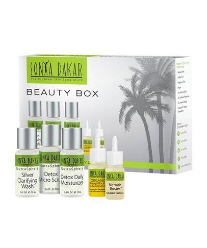 Sony Beauty Box Clarifying Detox System
