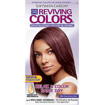 Dark & Lovely SoftSheen-Carson Dark and Lovely Reviving Colors Hair Color