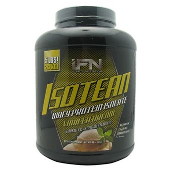 iForce Nutrition Isotean Vanilla Dream - 5 LBS