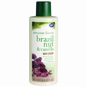 Boots Amazon Forest Bath Cream
