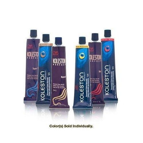 Wella Koleston Perfect Permanent Creme Haircolor 1:1 Special Mix 0/88 Intense Pearl