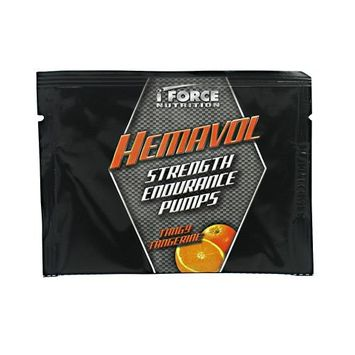 iForce Nutrition Hemavol Tangy Tangerine - 10 Servings