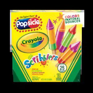 Popsicle ® Crayola ® Scribblers ®