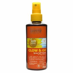 Lavera Natural Cosmetics Glow & Go Self-Tanner Spray