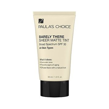 Paula's Choice Barely There Sheer Matte Tint SPF 30 - Color - Level 2 [Level 2]