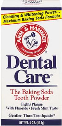 ARM & HAMMER™ Dental Care Baking Soda Tooth Powder