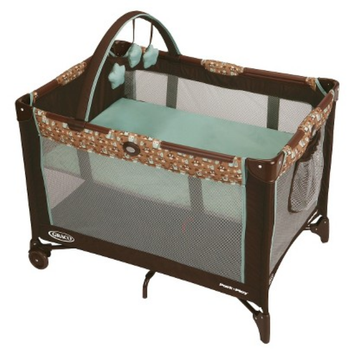 Graco Pack 'n Play On The Go Travel Playard - Little Hoot