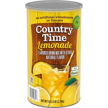 Country Time Lemonade Mix, Caffeine Free
