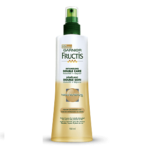 Garnier Fructis Triple Nutrition Double Care Detangling Treatment