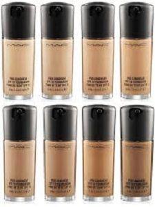 M.A.C Cosmetics Pro Longwear Foundation