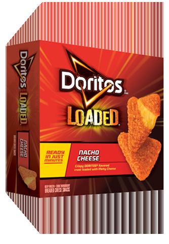DORITOS® LOADED® Nacho Cheese Breaded Cheese Snacks
