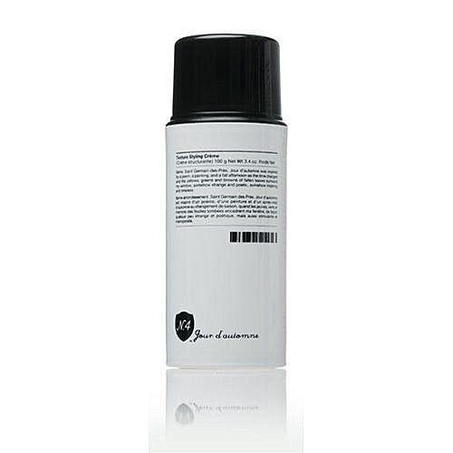 N.4 High Performance Hair Care - Jour d'automne Texture Styling Crème - 3.4 oz