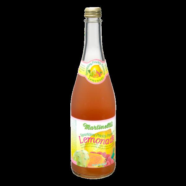 Martinelli's Sparkling Prickly Passion Lemonade
