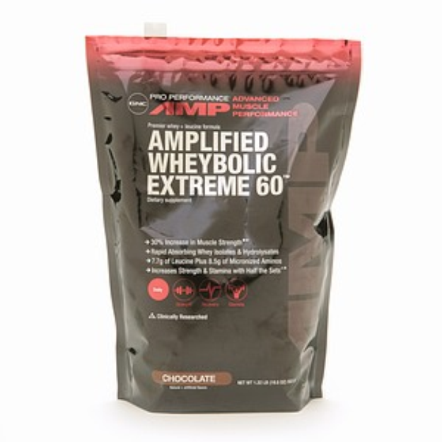 GNC Pro Performance AMP Amplified Wheybolic Extreme 60