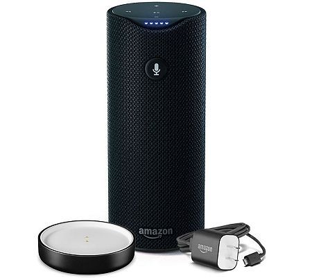 Amazon Tap Portable Bluetooth and Wi-Fi Speaker With Alexa Voice Command