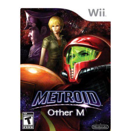 Nintendo Wii Metroid: Other M