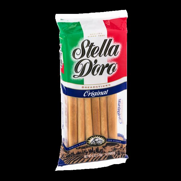 Stella D'oro Breadsticks Original