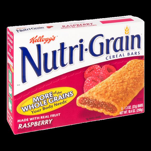 Kellogg's® Nutri-Grain® Cereal Bars Raspberry