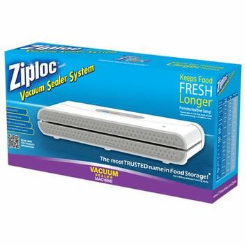 Ziploc V102 Vacuum Sealer Machine