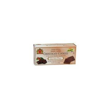 Josef's Gluten Free Chocolate Graham Crackers (1 pack/8 oz.)