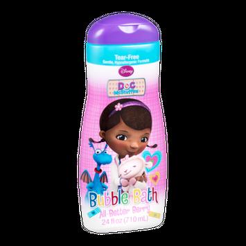 Disney Doc McStuffins Bubble Bath All-Better Berry