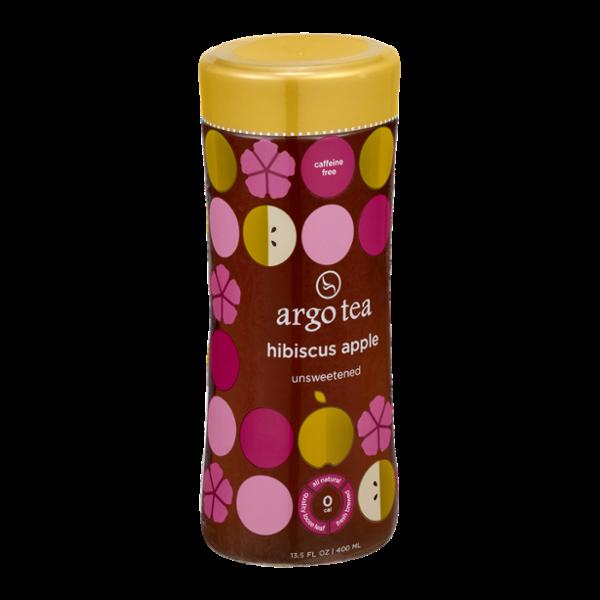 Argo Tea Hibiscus Apple Unsweetened