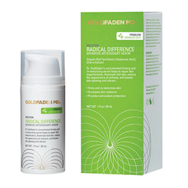 "GOLDFADEN MD Radical Difference ""Advanced Antioxidant Serum"""
